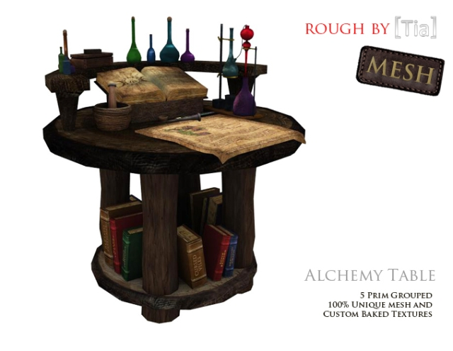 [Tia] AlchemyTable_Marketplace