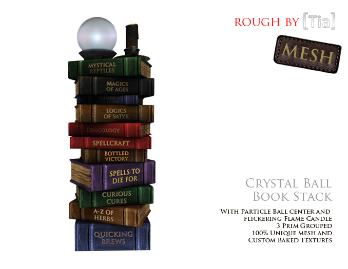 [Tia] CrystalBallBookStack_Marketplace