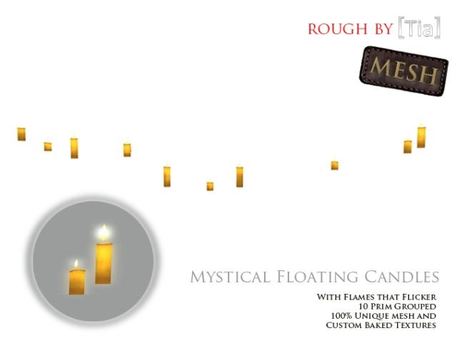 [Tia] MysticalFloatingCandles_Marketplace
