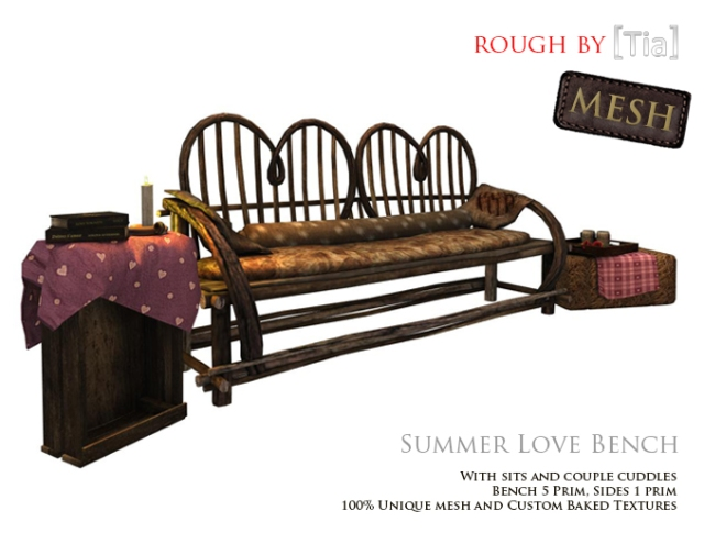 [Tia] SummerLoveBench_Marketplace