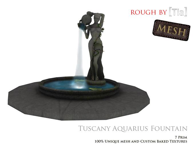 [Tia] TuscanyAquariusFountain_Marketplace