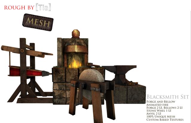 blacksmithset